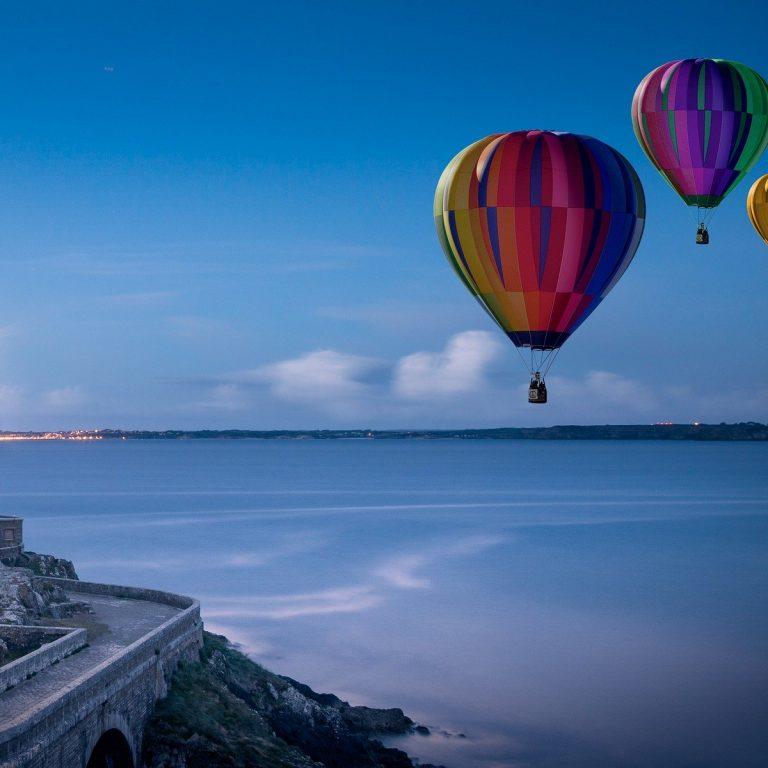 NLPcoaching4you luchtballon vuurtoren